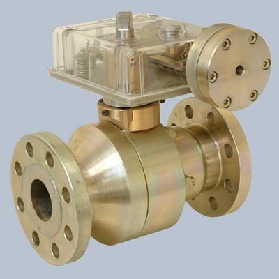 предохранительно запорный клапан газ